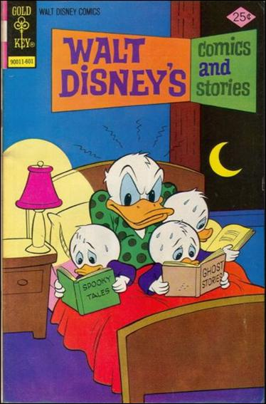Walt Disney's Comics and Stories (1940) 424-A by Dell