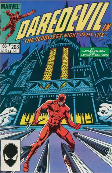 Daredevil (1964) 208-A by Marvel