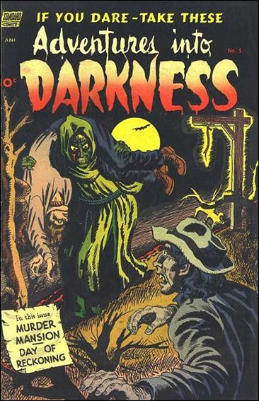 Adventures into Darkness 5-A by Standard