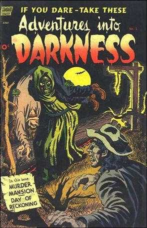 Adventures into Darkness 5-A