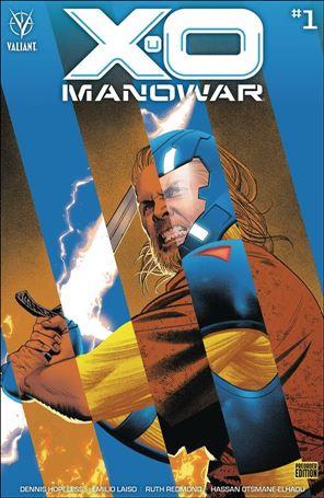 X-O Manowar (2020) 1-D
