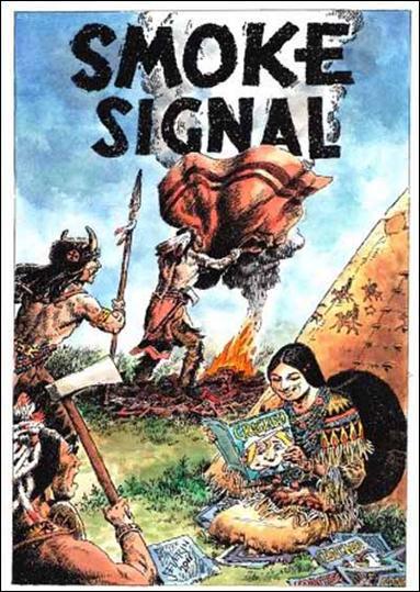 Smoke Signal 10-A by Desert Island