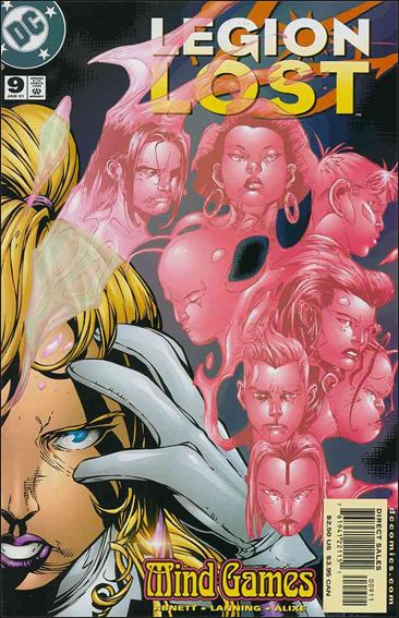 Legion Lost (2000) 9-A by DC