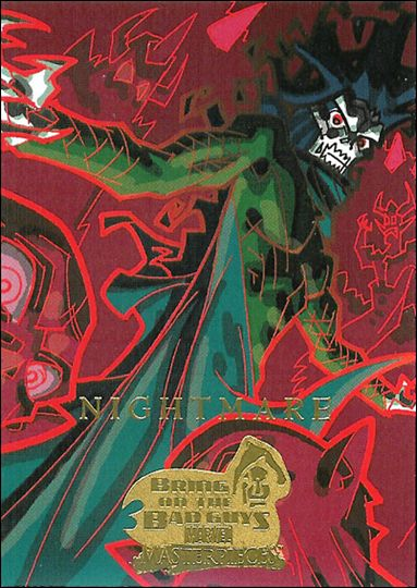 2008 Marvel Masterpieces: Series 3 (Base Set) 30-A by SkyBox