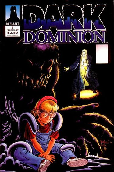 Dark Dominion 5-A by Defiant