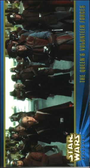 Star Wars: Episode I Widevision: Series 2 (Base Set) 65-A by Topps
