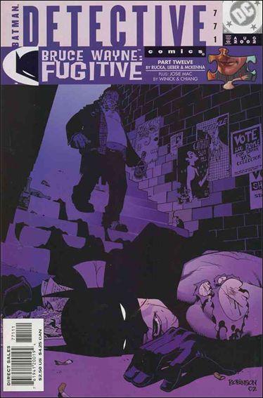 Detective Comics (1937) 771-A by DC