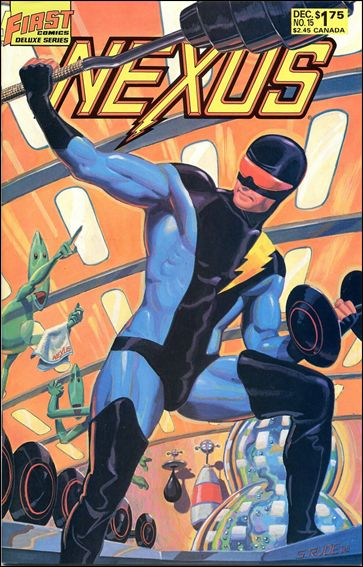 Nexus (1985) 15-A by First