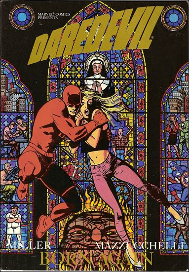 Daredevil: Born Again 1-A by Marvel
