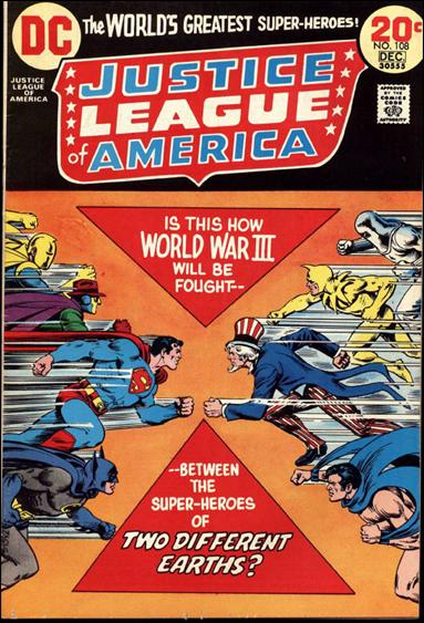 Justice League of America (1960) 108-A by DC