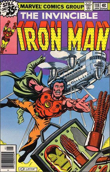Iron Man (1968) 118-A by Marvel