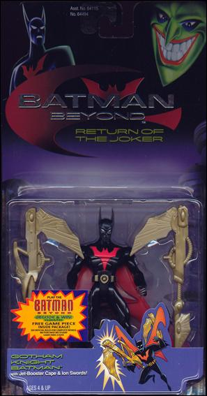 Batman Beyond: Return of the Joker Gotham Knight Batman by Hasbro