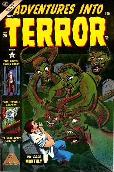 Adventures into Terror 25-A by Atlas