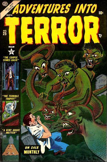 Adventures into Terror 25-A by Atlas
