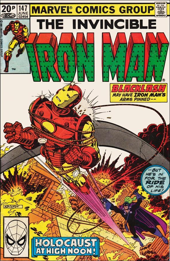 Iron Man (1968) 147-B by Marvel