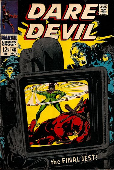 Daredevil (1964) 46-A by Marvel