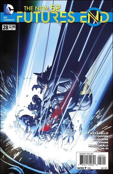 New 52: Futures End  28-A by DC