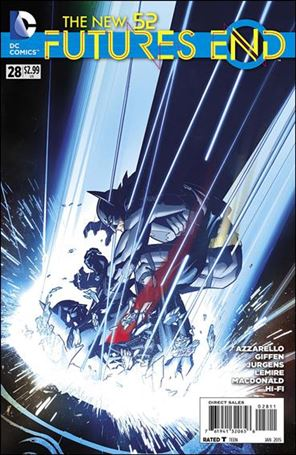New 52: Futures End  28-A