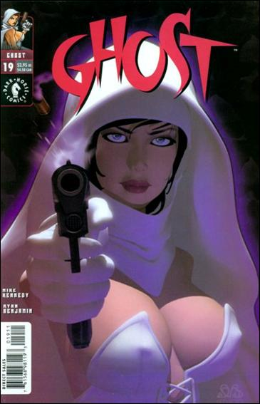 Ghost (1998) 19-A by Dark Horse