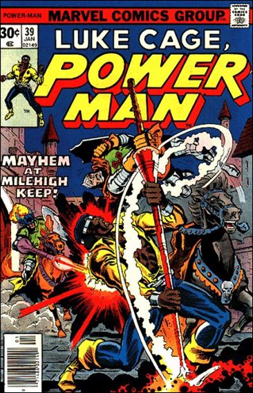 Power Man 39-A by Marvel