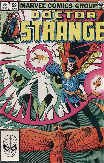 Doctor Strange (1974) 59-A by Marvel