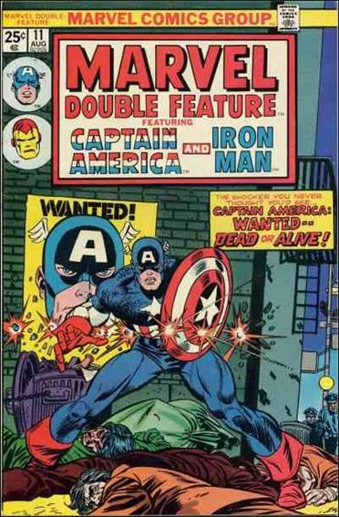 Marvel Double Feature 11-A by Marvel