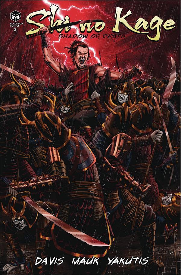 Shi No Kage 3-A by Blackbox Comics