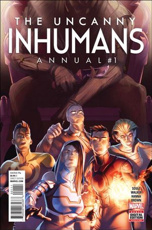 Uncanny Inhumans Annual 1-A