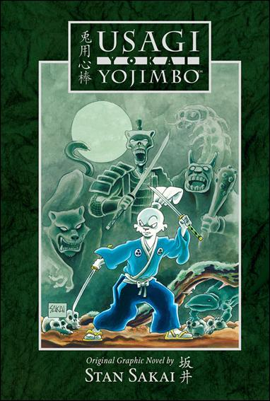 Usagi Yojimbo: Yokai 1-A by Dark Horse
