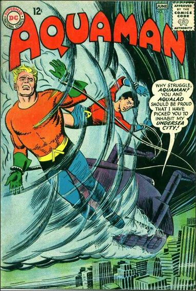 Aquaman (1962) 15-A by DC