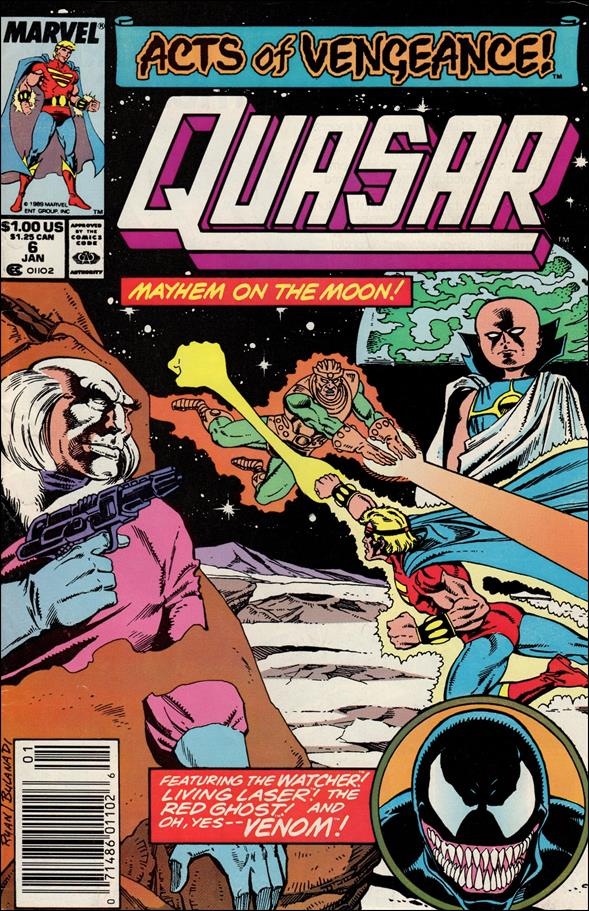 Quasar 6-A by Marvel