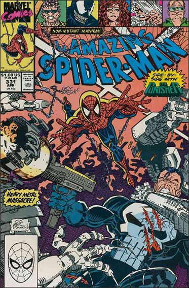 Amazing Spider-Man (1963) 331-A by Marvel
