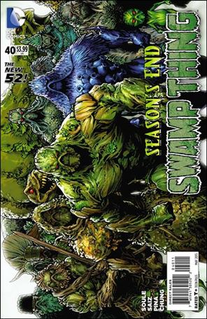 Swamp Thing (2011) 40-A