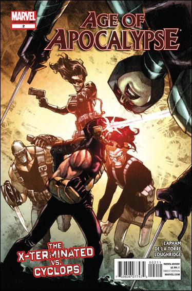 Age of Apocalypse (2012) 2-A by Marvel