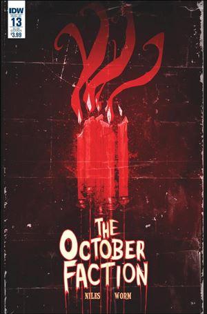 October Faction 13-B