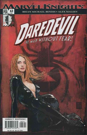 Daredevil (1998) 63-A by Marvel