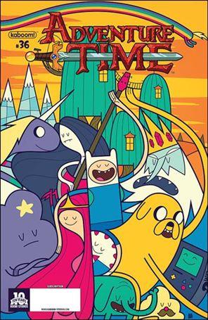 Adventure Time 36-B