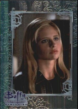 Buffy the Vampire Slayer: Evolution (Base Set) 20-A