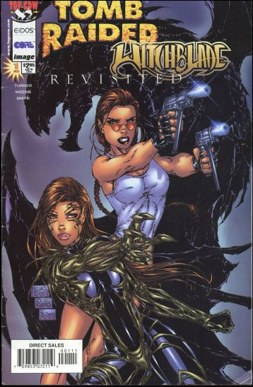 Tomb Raider/Witchblade: Revisited 1-A by Top Cow
