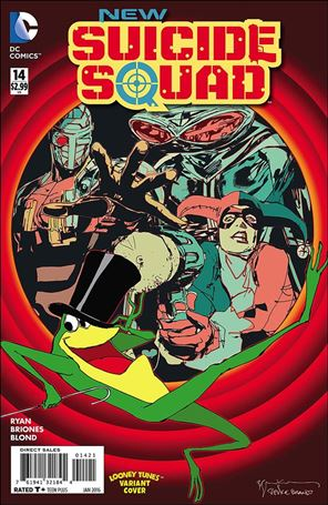 New Suicide Squad 14-B
