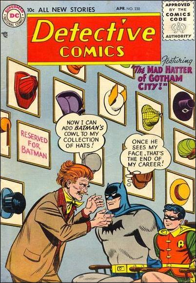 Detective Comics (1937) 230-A by DC