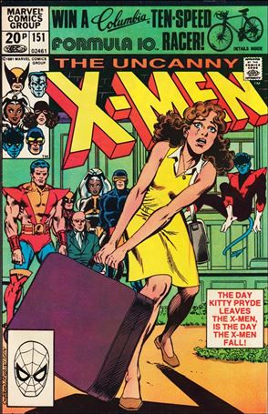 Uncanny X-Men (1981) 151-B