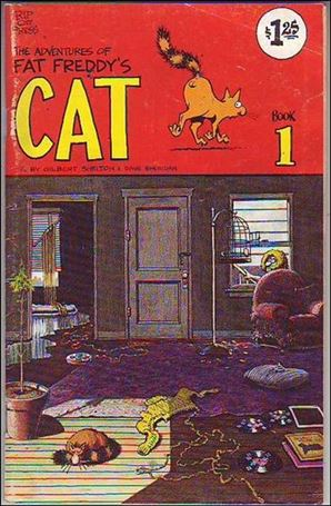 Adventures of Fat Freddy's Cat 1-G
