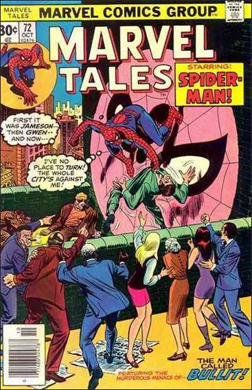 Marvel Tales (1966) 72-A by Marvel