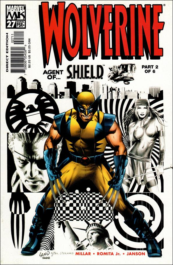 Wolverine (2003)  27-A by Marvel