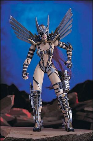 Spawn (Series  3) Cosmic Angela