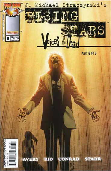 Rising Stars: Voices of the Dead 6-A by Top Cow