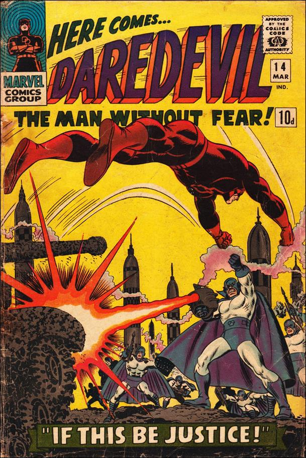 Daredevil (1964) 14-B by Marvel