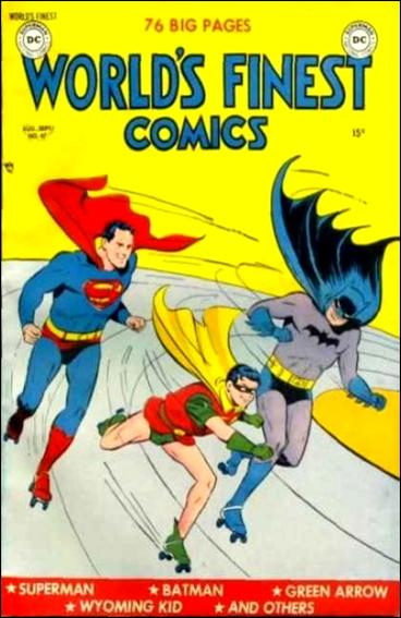 World's Finest Comics 47-A by DC