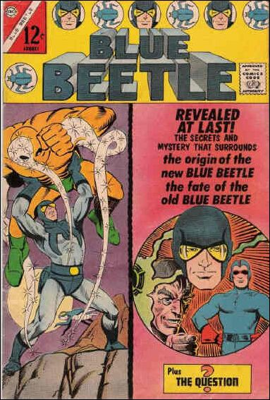 Blue Beetle (1967) 2-A by Charlton